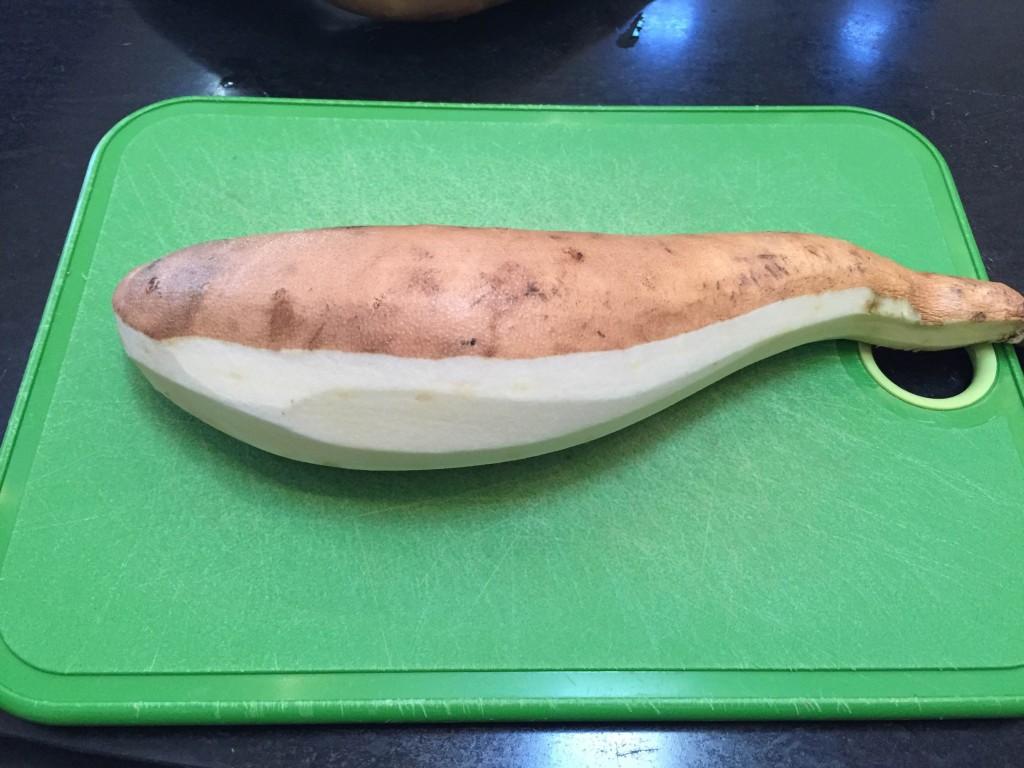 Jersey White Sweet Potato