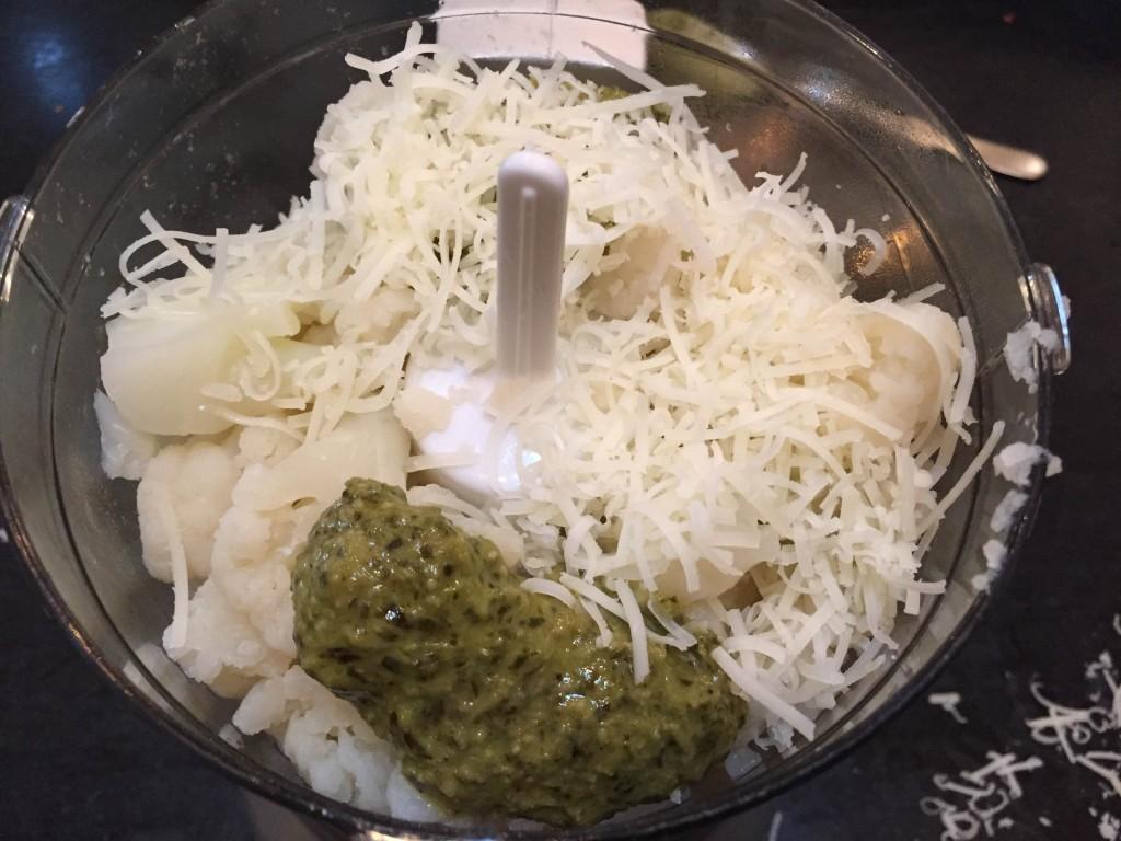 Cauliflower Processing