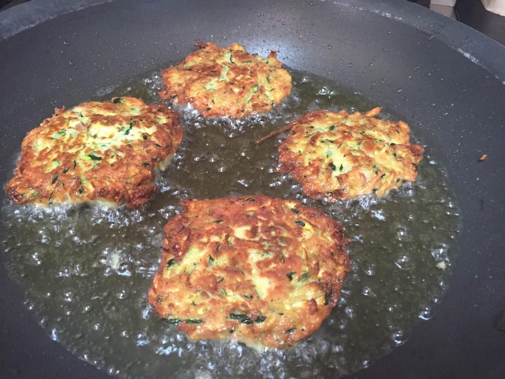Frying Squash