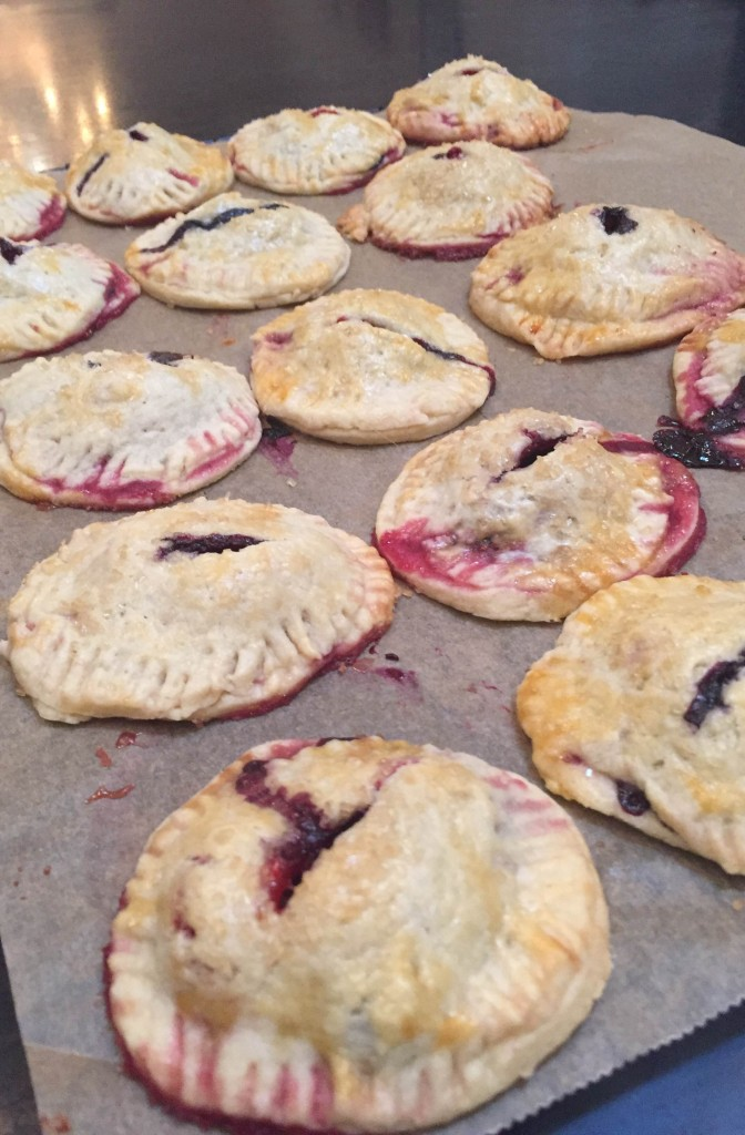 Hand Pies Baked