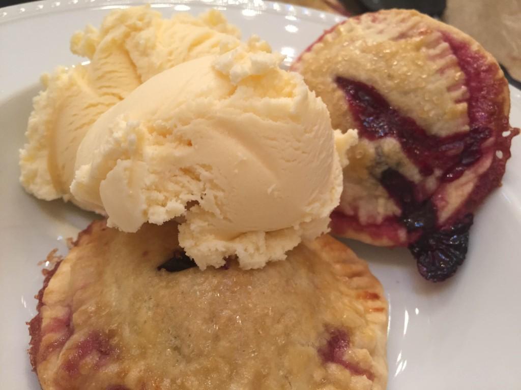 Berry Hand Pies