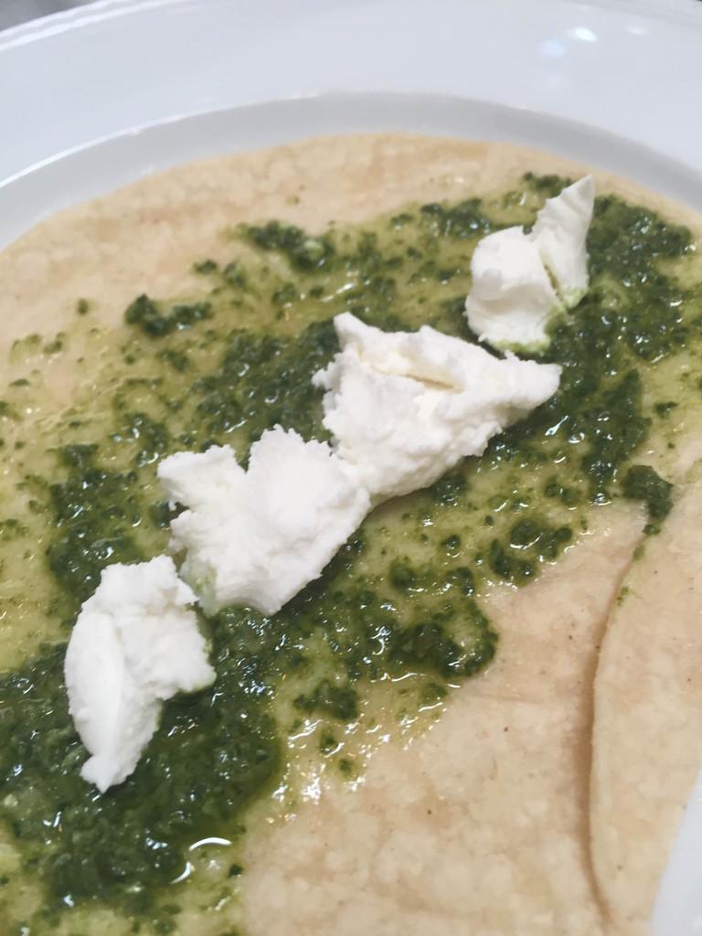 Pesto Snack