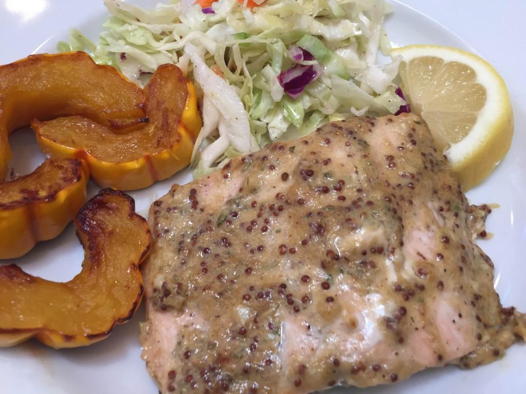 Salmon sides 2